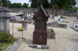 Cimetière (1/3) – Monuments funéraires – Osne-le-Val