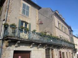 Grand balcon – Laguépie