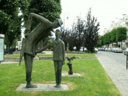 """""""Mon Oncle"""" – Hommage à Jacques Tati – Saint-Maur-des-Fossés"""