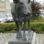 Vache rouge flamande - Bergues - Image2