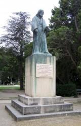 Statue de Jean Althen – Avignon (nouveau monument)