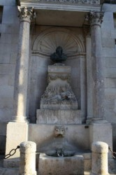 Fontaine Bouchardon – Chaumont