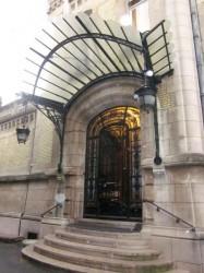 Ensemble de ferronnerie- Hôtel Bouctot-Vagniez – CRCI – Amiens