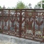 Cimetière - Fonte funéraire - Sommevoire - Image4