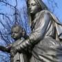 Statue - Notre-Dame de Bousseval - Brousseval - Image9