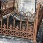Cimetière - Entourages et statue - Brousseval - Image3