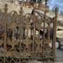 Cimetière - Entourages et statue - Brousseval - Image4
