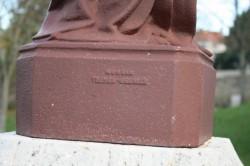 Statue Saint-Joseph – Wassy