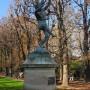 Faune dansant - Jardin du Luxembourg-  Paris (75006) - Image1