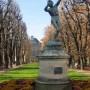 Faune dansant - Jardin du Luxembourg-  Paris (75006) - Image2