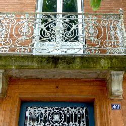 Balcons – Centre-ville – Moissac