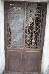 Cimetière (4/4) – Portes de chapelles – Bar-le-Duc