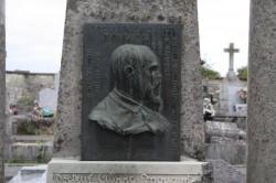 Cimetière – Tombe du docteur Albert Mougeot – Wassy