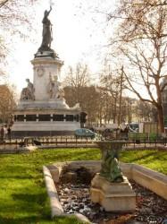 Bassins et jets d'eau (2) – Place de la République – Paris (75011) (démonté)