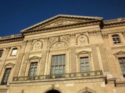 Balcons – Palais du Louvre – Paris (75001)