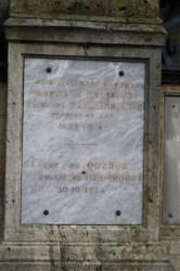 Tombeau des Marquis de Meyronnet – Puellemontier