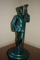 Statue Jeune Page (1/2) – Osne-le-Val