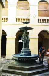 Fontaine des Trois Grâces – Saint-Denis de la Réunion