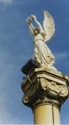 Monument aux morts (Colonne de la Victoire) – Saint-Denis de la Réunion
