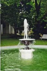 Fontaine de l'Évêché –  Saint-Denis de la Réunion