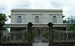 Colonnade de la maison Repiquet – Saint-Denis de la Réunion