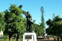 Monument aux morts  –  Saint-Pierre de la Réunion