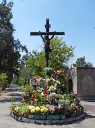 Christs (2) – Cementerio general – Santiago de Chile