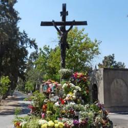 Christ – Cementerio general – Santiago de Chile