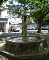 Fontaine  – Chinon