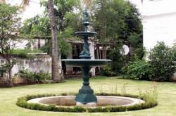 Fontaine – Maison Kichenin –  Saint-Denis de la Réunion