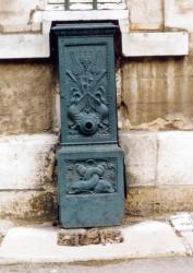 Borne fontaine – Villers-Cotterets