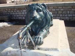 Fontaine – Lion – Lemuy