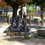 Groupe d'enfants - Zoologico municipal - Parc zoologique - Montevideo - Image1