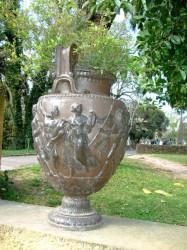 Vases (2) – Zoologico municipal – Parc zoologique – Montevideo