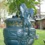 Vases de Versailles (2) - Zoologico municipal - Parc zoologique - Montevideo - Image3