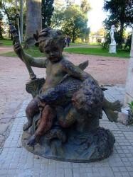 Les quatre Éléments : l'Eau – Museo municipal de Bellas artes Blanes – Montevideo