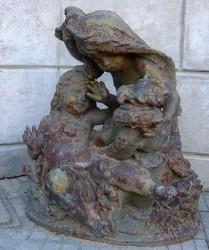 Les quatre Éléments : le Feu – Museo municipal de Bellas artes Blanes – Montevideo