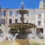 Vasque-fontaine - Place Lafayette - Villeneuve-sur-Lot - Image1