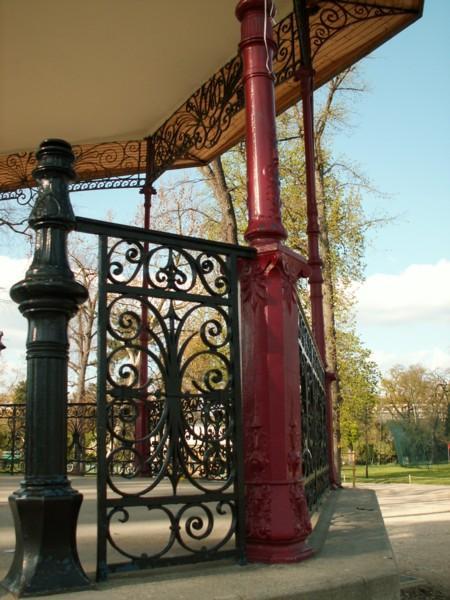 Kiosque musique jardin d acclimatation paris - Adresse jardin d acclimatation ...