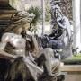 Fontaine monumentale - Al Tahra Palace - Le Caire - Image1