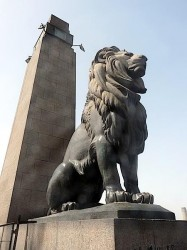 Lions – Pont Kasr el Nile – Le Caire