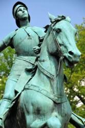 Statue équestre de Jeanne d'Arc – Washington D.C.