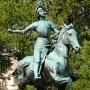 Statue équestre de Jeanne d'Arc - Washington D.C. - Image3