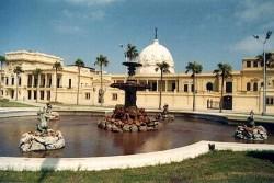 Fontaine – Palais Ras el Tin – Alexandrie