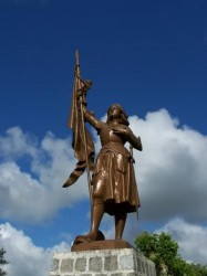 Statue de Jeanne d'Arc – Soudan