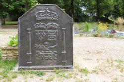 Plaque de cheminée – Martigny-les-Bains