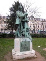 Jeanne d'Arc – Monument à Frémiet – Paris (75005)