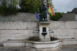 Fontaine Jeanne d'Arc – Montigny-lès-Vaucouleurs