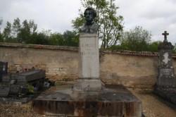 Tombeau Muel – Vaucouleurs