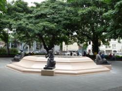 fontaine – Fuente – Praça da Piedade – Salvador de Bahia